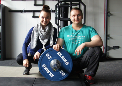 Anu ja Heikki Marin
