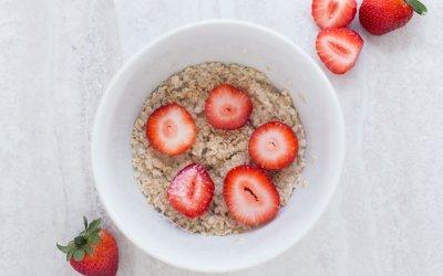 Liikkujan terveellinen aamupalaresepti
