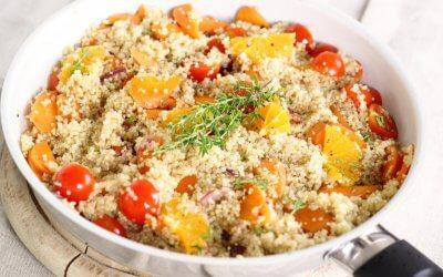Urheilevan vegaaniruokavalio: 2800 kcal esimerkkipäivä